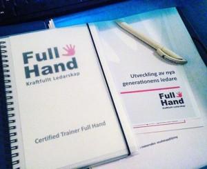 Link to Full Hand – Kraftfullt Ledarskap